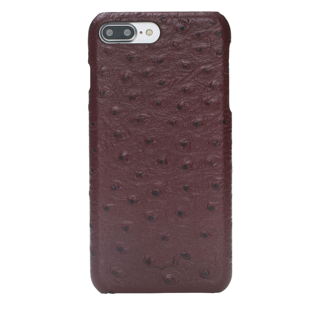 BNT Ultimate Jacket Ostrich for iPhone 7/8 Plus - Red