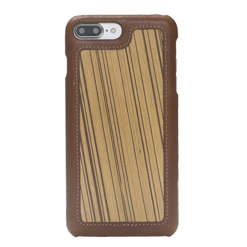 BNT Ultimate Jacket Olive Wood for iPhone 7/8 Plus