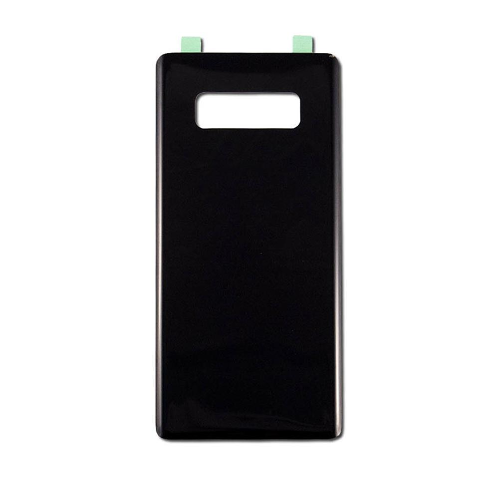 Back Cover Glass for Samsung Galaxy N8 Black