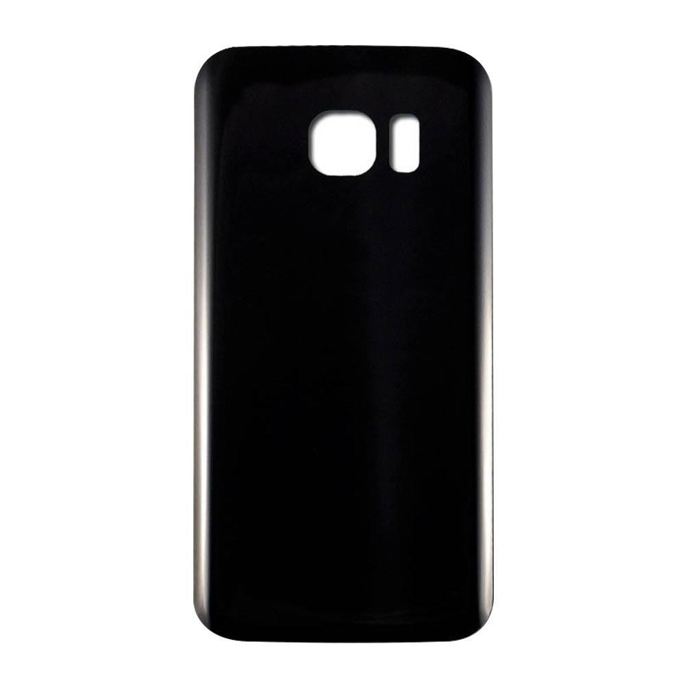 Back Cover Glass for Samsung Galaxy S7E Black