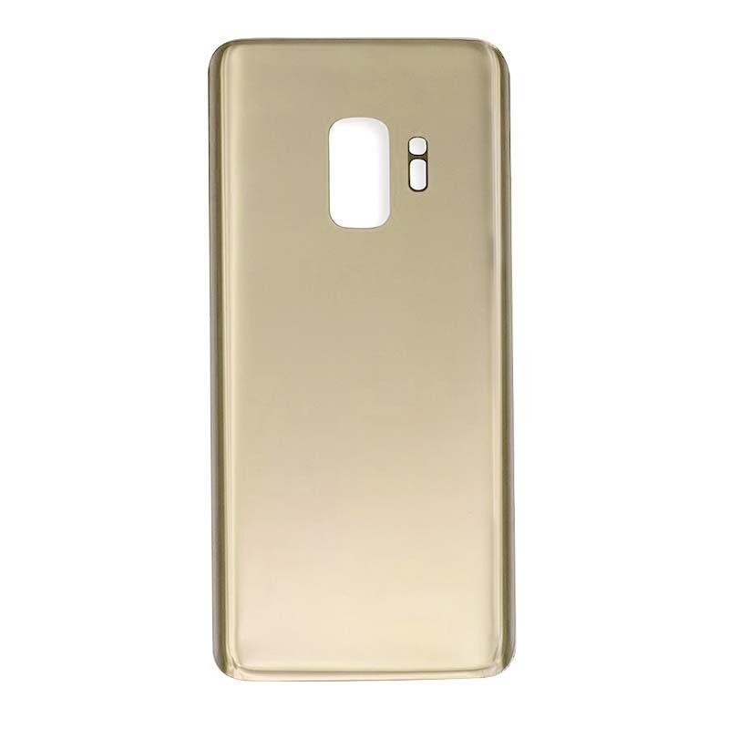 Back Cover Glass for Samsung Galaxy S9 Gold