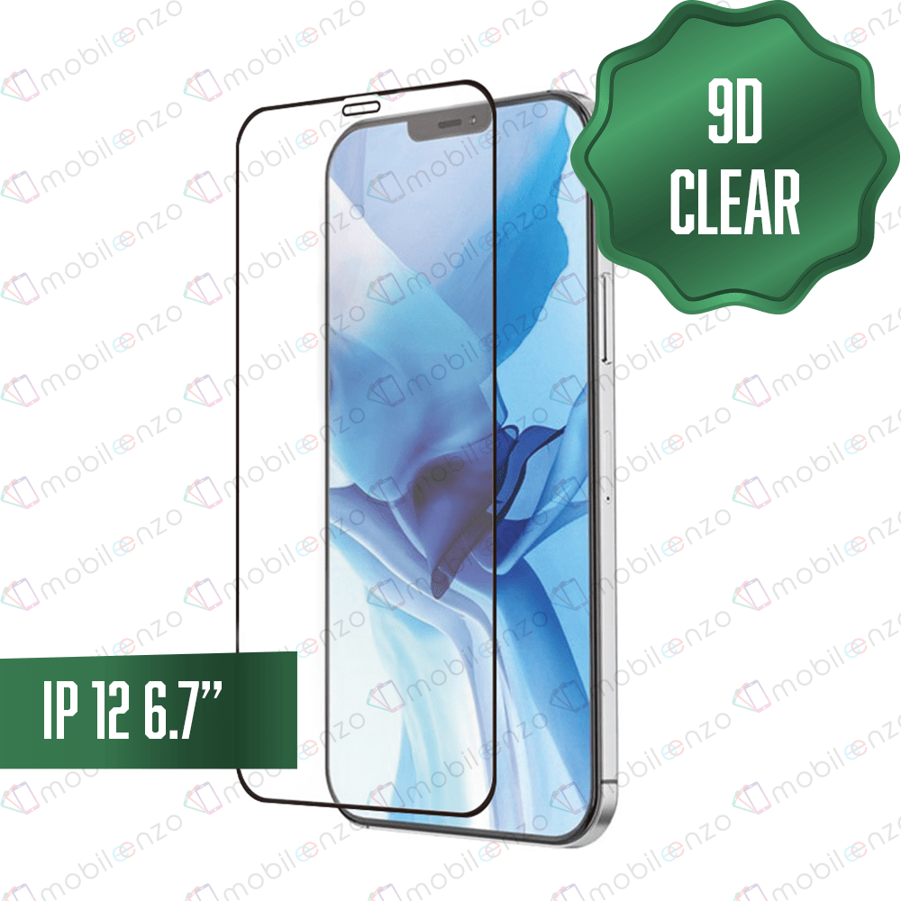 "9D Tempered Glass for iPhone 12 Pro Max (6.7"")"