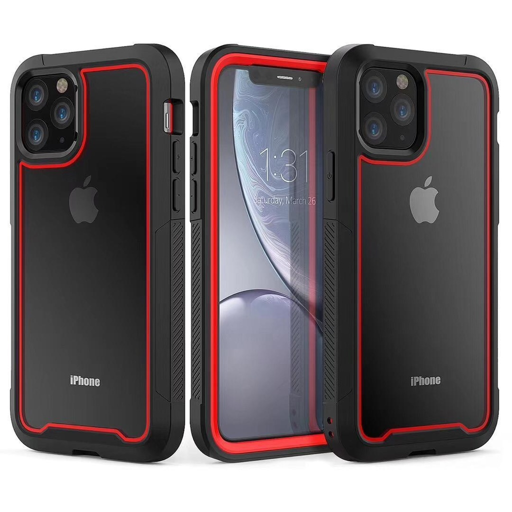 2N1 Sport Case  for iPhone 11 Pro - Red