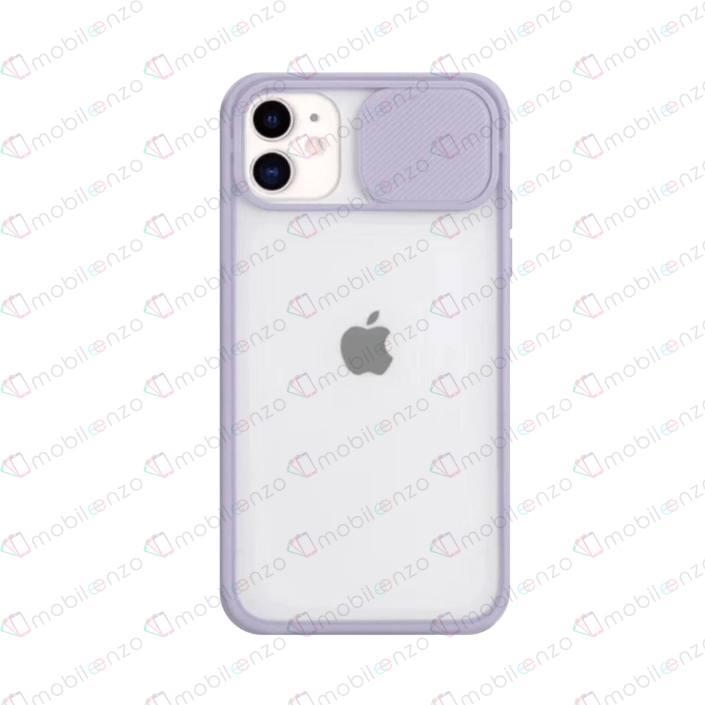 Camera Protector Case for iPhone 11 Pro Max - Light Purple