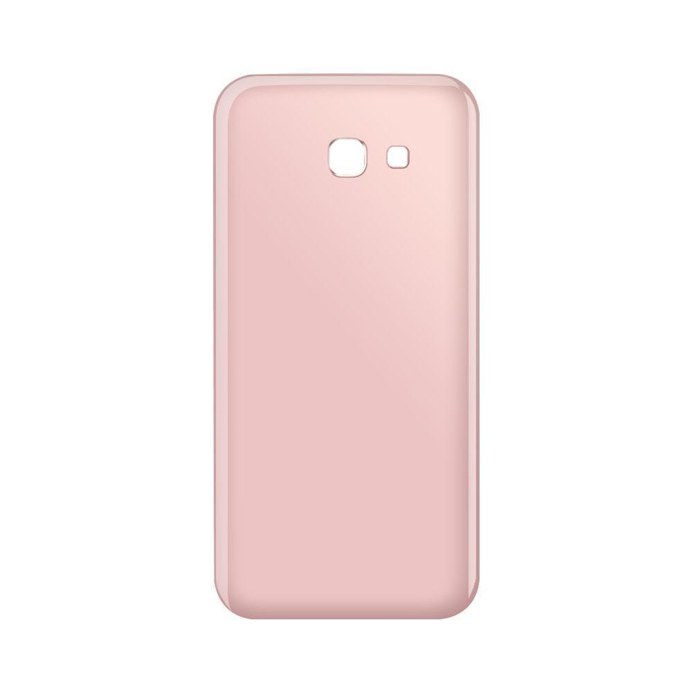 Back Cover Glass for Samsung Galaxy A7 (A720 / 2017) Pink