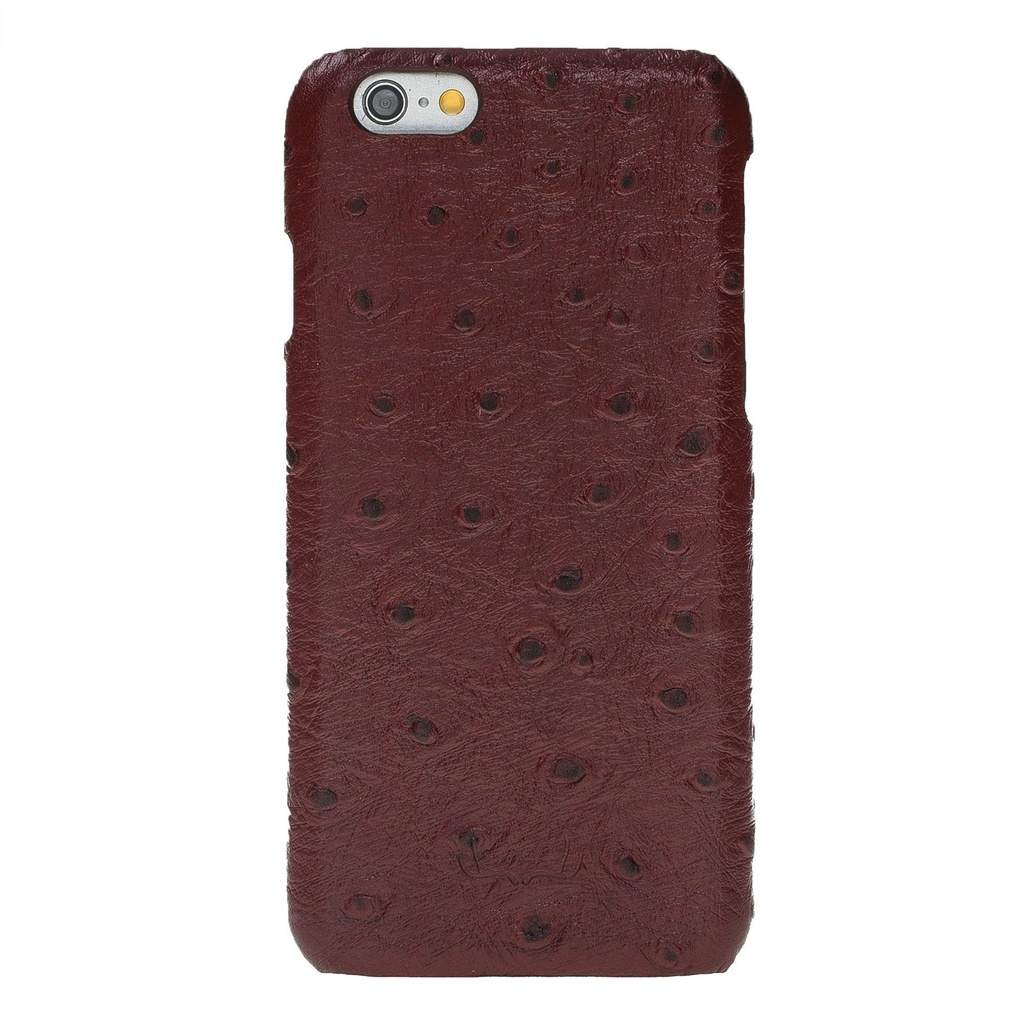 BNT Ultimate Jacket Ostrich for iPhone 6/6S - Red