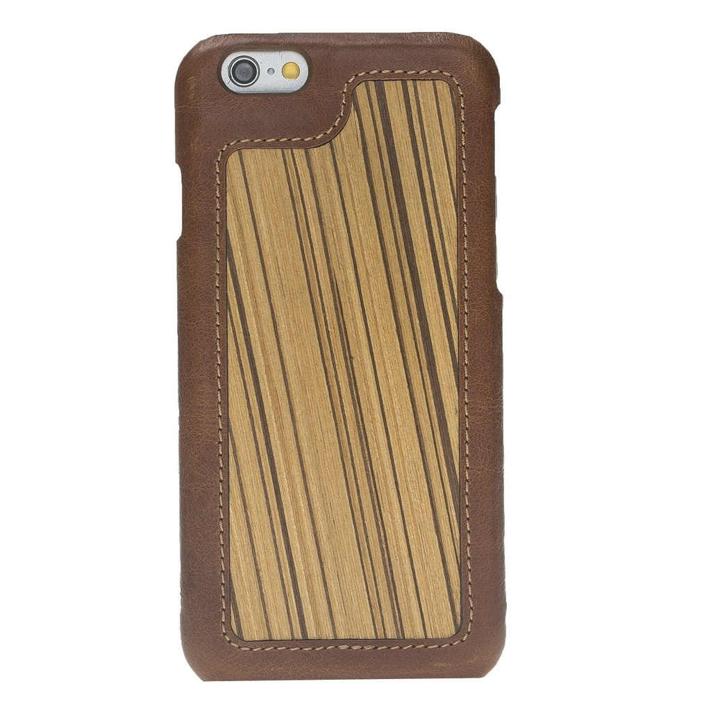 BNT Ultimate Jacket Olive Wood for iPhone 6/6S