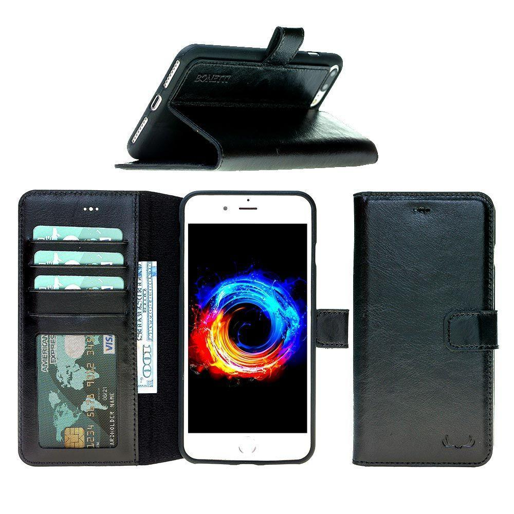 BNT Wallet ID Window  for iPhone 6/6S - Black