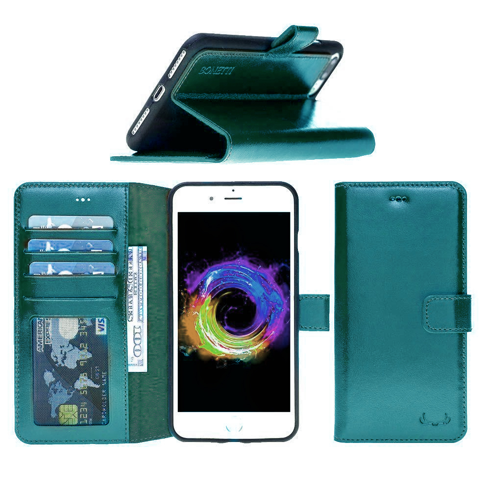 BNT Wallet ID Window  for iPhone 6/6S - Blue