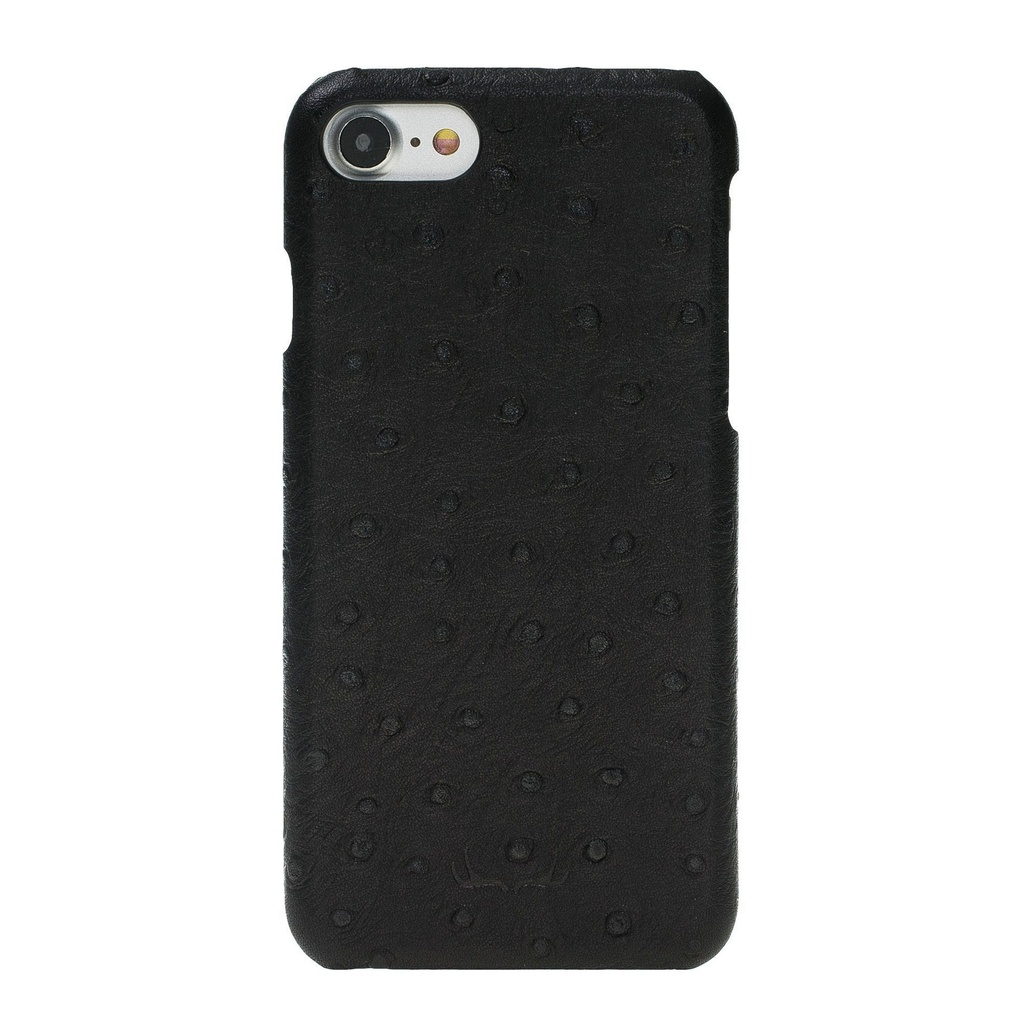 BNT Ultimate Jacket Ostrich for iPhone 7/8 - Black