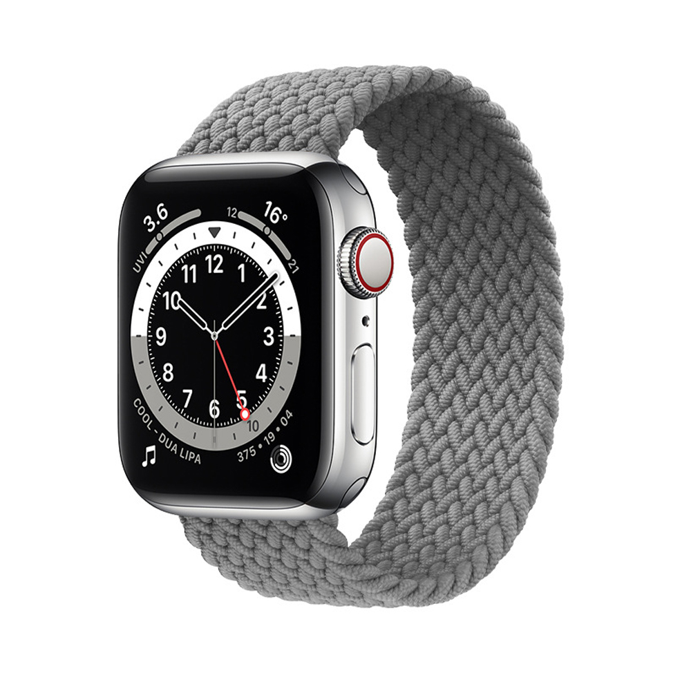Braided iWatch Band 38/40 mm - Gray