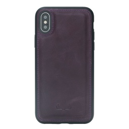 [CS-IX-BFC-PU] BNT Flex Cover  for iPhone X/Xs - Purple