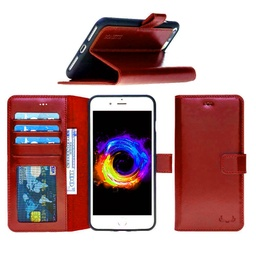 [CS-IXR-BWIW-RD] BNT Wallet ID Window  for iPhone XR - Red