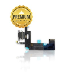 [SP-IXR-CD-BK] Charging Port Flex Cable for iPhone XR Black