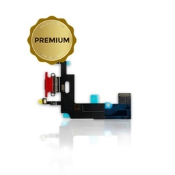 [SP-IXR-CD-RD] Charging Port Flex Cable for iPhone XR Red