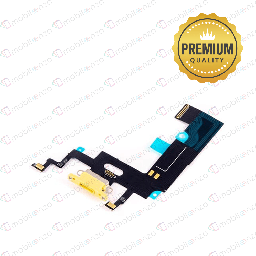 [SP-IXR-CD-YL] Charging Port Flex Cable for iPhone XR Yellow