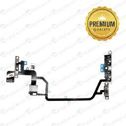 [SP-IXR-PVB-PM] Power and Volume Botton Flex Cable for iPhone XR (Premium Quality)