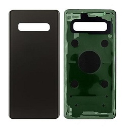 [SP-S10P-BCV-BK] Back Cover Glass for Samsung Galaxy S10 Plus Black