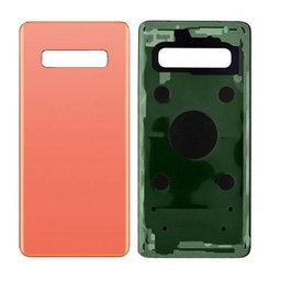 [SP-S10P-BCV-PN] Back Cover Glass for Samsung Galaxy S10 Plus Pink