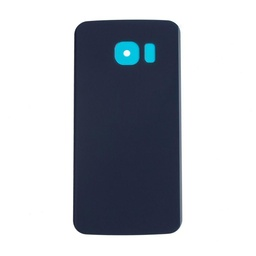 [SP-S6EP-BCV-BL] Back Cover Glass for Samsung Galaxy S6EP Blue