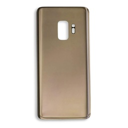 [SP-S9P-BCV-GO] Back Cover Glass for Samsung Galaxy S9 Plus - Maple Gold