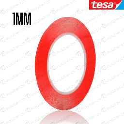 [SP-TP-1MM] TESA Double Side Adhesive  Tape - 1mm (33m)