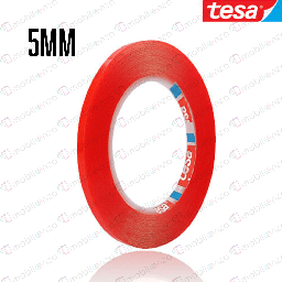[SP-TP-5MM] TESA Double Side Adhesive  Tape - 5mm (33m)