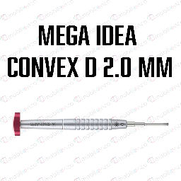 [TL-SDR-QMCD] Qianli /Mega Idea Screew Driver (Convex D 2.0mm)