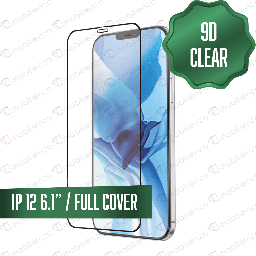 "[TG-I12-9D] 9D Tempered Glass for iPhone 12 / 12 Pro (6.1"")"