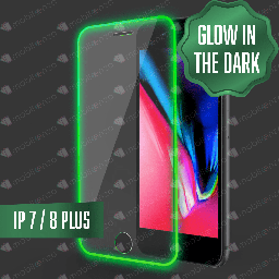 [TG-I7P-GWD] Tempered Glass for iPhone 7/8 Plus - Glow in the Dark