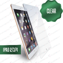 [TG-IP234] Tempered Glass for iPad 2/3/4