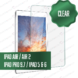 [TG-IPAIR] Tempered Glass for iPad Air / Air 2 / iPad Pro 9.7 / iPad 5 & 6