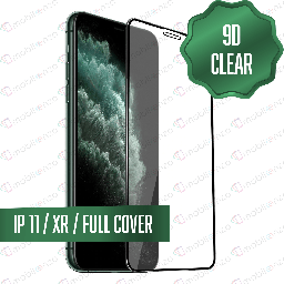 [TG-IXR-9D-BK] 9D Tempered Glass for iPhone XR/11