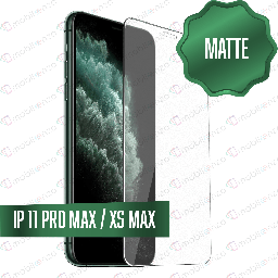 [TG-IXSM-MT] Matte Tempered Glass for iPhone XS Max/11 Pro Max