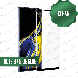 [TG-N9-BK] Tempered Glass for Samsung Galaxy Note 9 Black