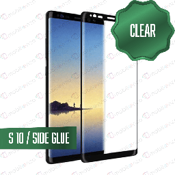 [TG-S10-BK] Tempered Glass for Samsung Galaxy S10 Black