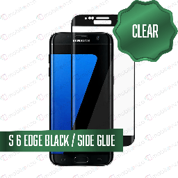 [TG-S6E-BK] Tempered Glass for Samsung Galaxy S6E Black