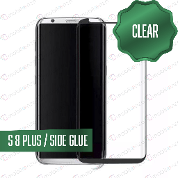 [TG-S8P-BK] Tempered Glass for Samsung Galaxy S8P Black