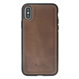 [CS-IXSM-BFC-BW] BNT Flex Cover  for iPhone Xs Max - Brown
