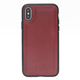[CS-IXSM-BFC-RD] BNT Flex Cover  for iPhone Xs Max - Red