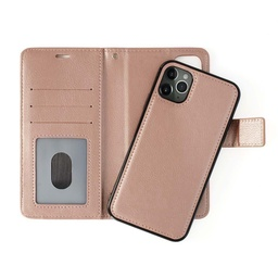 [CS-IXSM-CMC-ROGO] Classic Magnet Wallet Case  for iPhone Xs Max - Rose Gold