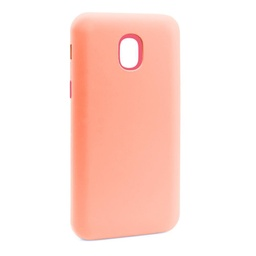 [CS-J3-2018-HCL-PN] Hybrid Combo Layer Protective Case  for Samsung J3 2018 - Pink