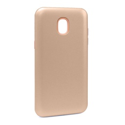 [CS-J3-2018-HCL-ROGO] Hybrid Combo Layer Protective Case  for Samsung J3 2018 - Rose Gold