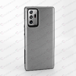 [CS-N20-2PM-GY] 2 in 1 Premium Silicone Case for Note 20 - Gray