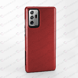 [CS-N20-2PM-RD] 2 in 1 Premium Silicone Case for Note 20 - Red