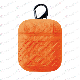[CS-AP-ZG-ORG] Zig Zag Case for Apple Airpods - Orange