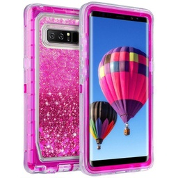 [CS-S10P-LP-HPN] Liquid Protector Case  for Galaxy S10 Plus - Hot Pink