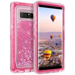 [CS-S10P-LP-PN] Liquid Protector Case  for Galaxy S10 Plus - Pink