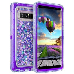 [CS-S10P-LP-PU] Liquid Protector Case  for Galaxy S10 Plus - Purple