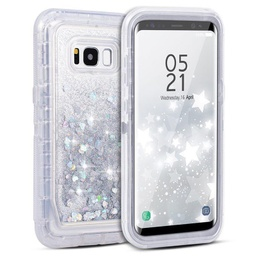 [CS-S10P-LP-SI] Liquid Protector Case  for Galaxy S10 Plus - Silver